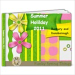 summer holiday 2011 - 9x7 Photo Book (20 pages)