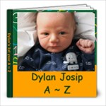 Dylan A~Z - baka - 8x8 Photo Book (30 pages)
