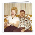grandpa book - 8x8 Photo Book (20 pages)