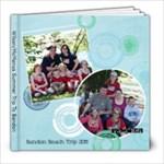 Bandon Beach Trip July 4th 2011 - 8x8 Photo Book (20 pages)