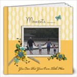 12x12 (20 pages) : Moments (Any Theme) - 12x12 Photo Book (20 pages)