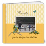 8x8 (DELUXE) : Moments (Any Theme) - 8x8 Deluxe Photo Book (20 pages)