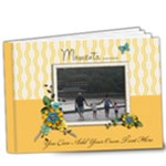9x7 (DELUXE): Moments (Any Theme) - 9x7 Deluxe Photo Book (20 pages)