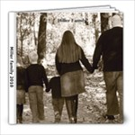 Miller family 2010 - 8x8 Photo Book (20 pages)
