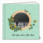 8x8 (39 pages) : Cherished Moments - 8x8 Photo Book (39 pages)