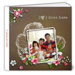 5 Years - 8x8 Deluxe Photo Book (20 pages)