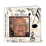 Dad s Birthday Album - 6x6 Deluxe Photo Book (20 pages)