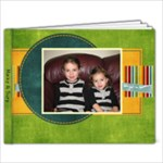 january book - 7x5 Photo Book (20 pages)