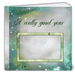 A really good year deluxe photo book - 8x8 Deluxe Photo Book (20 pages)