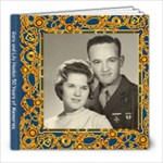 50th Wedding Anniversary - 8x8 Photo Book (20 pages)