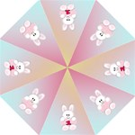 bunny rabbit umbrella - Folding Umbrella