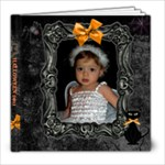 Isabella Halloween 2011 - 8x8 Photo Book (20 pages)
