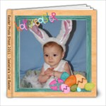 Easter 2011 - Isabella - 8x8 Photo Book (20 pages)