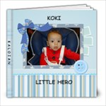 KOKI - 8x8 Photo Book (20 pages)