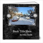 Marble 8x8 Book (20 Pages) - 8x8 Photo Book (20 pages)