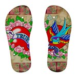 True Love Flip Flops - Women s Flip Flops