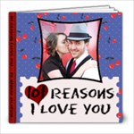 100 way i love you - 8x8 Photo Book (20 pages)