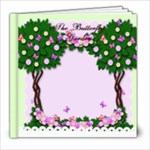 The Butterfly Garden - 8x8 Photo Book (20 pages)