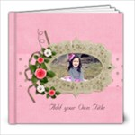 8x8 (39 pages): Love is YOU! - any theme - 8x8 Photo Book (39 pages)