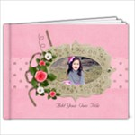 9x7 (39 pages) : Love is YOU! any theme - 9x7 Photo Book (39 pages)