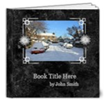 Marble 8x8  Deluxe Book (20 Pages) - 8x8 Deluxe Photo Book (20 pages)