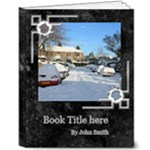 Marble 8x10 Deluxe Book (20 Pages) - 8x10 Deluxe Photo Book (20 pages)