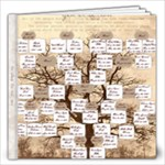Family Tree - 12x12 Photo Book (20 pages)