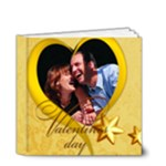 Love book - 4x4 Deluxe Photo Book (20 pages)