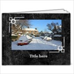 Marble 7x5 Book - 7x5 Photo Book (20 pages)
