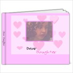 Daughter Love 3 - 7x5 Photo Book (20 pages)