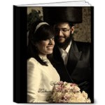 Wedding Album - 8x10 Deluxe Photo Book (20 pages)