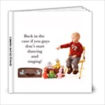 cam6x6 - 6x6 Photo Book (20 pages)
