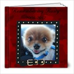 Rusty2 - 8x8 Photo Book (20 pages)