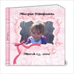 morgans book 1 - 6x6 Photo Book (20 pages)