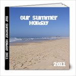 our holiday - 8x8 Photo Book (20 pages)