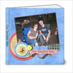 Year 2 - 6x6 Photo Book (20 pages)