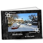 Marble Deluxe 9x7 Book (20 Pages) - 9x7 Deluxe Photo Book (20 pages)