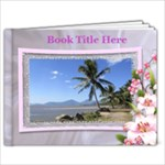 Floral 9x7 Book (20 Pages) - 9x7 Photo Book (20 pages)