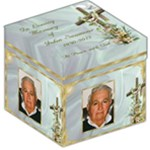 In Memory Storage Box - Storage Stool 12