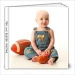 9 and 10 - 8x8 Photo Book (20 pages)