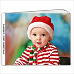 CAM XMAS 2010 - 9x7 Photo Book (20 pages)
