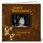 Retirement - 12x12 Photo Book (20 pages)