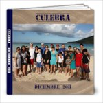 culebra - 8x8 Photo Book (30 pages)