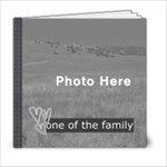 Pet Love 6 x 6 Album - 6x6 Photo Book (20 pages)