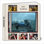 2011 hongkong - 8x8 Photo Book (30 pages)