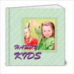 Happy kids - 6x6 Photo Book (20 pages)