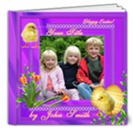 Easter Deluxe (20 Pages) 8x8 Book - 8x8 Deluxe Photo Book (20 pages)