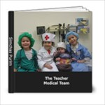 medical - 6x6 Photo Book (20 pages)
