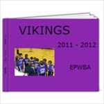 Vickings photo album - 11 x 8.5 Photo Book(20 pages)