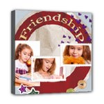 friendship - Mini Canvas 8  x 8  (Stretched)